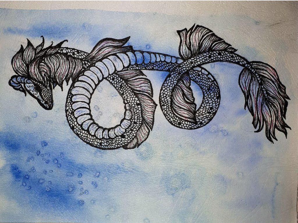 Водяной дракон, китайская метафизика, год дракона, земные ветви