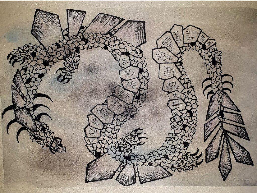 Металлический дракон, китайская метафизика, год дракона, земные ветви