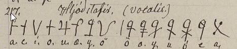 Hljóð stafir - рецепт снятия